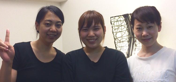 【5月18日】 エステ開業専門スクール 脚やせ講座開講!